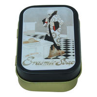 Erasmic Soap Keepsake / Pill Tin