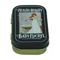 Bath Eucryl For Health & Beauty Keepsake / Pill Tin