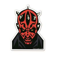 Darth Maul Die Cut Fridge Magnet