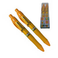 Garfield Set Of 2 Pens