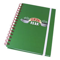 Friends Central Perk A5 Hardback Notebook