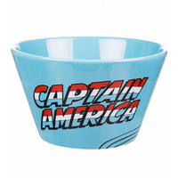 Captain America Ceramic Bowl Thumbnail 2