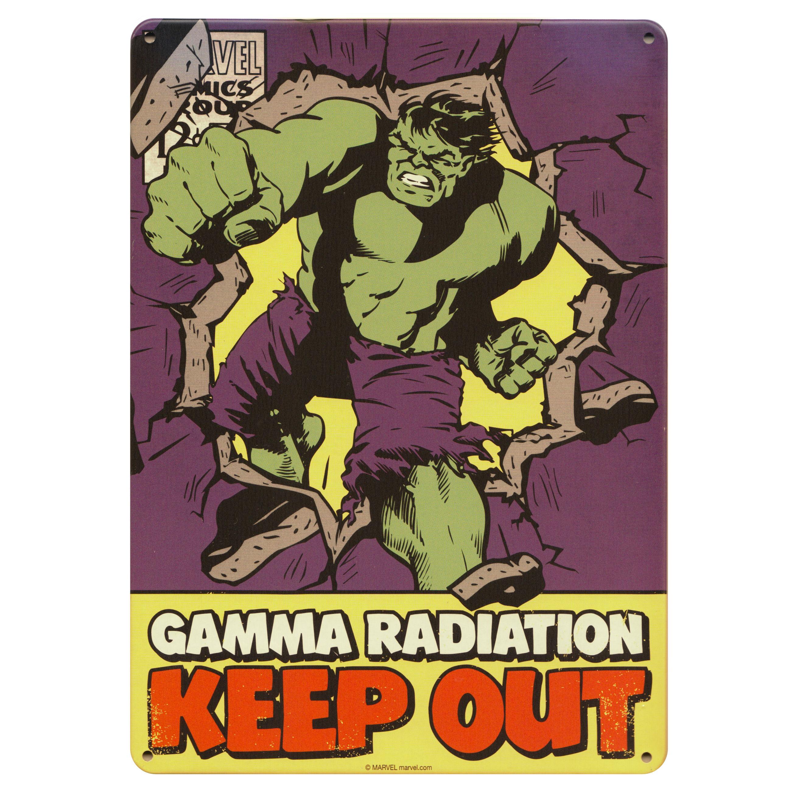 HULK GAMMA RADIATION K...