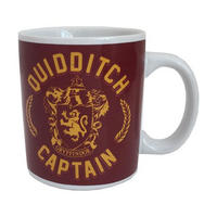 Harry Potter Quidditch Captain Mug Thumbnail 1