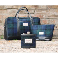 Harris Tweed Black Watch Tartan iPad Sleeve Thumbnail 3