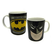 "Batman ""My Hero Since Forever"" Mug & Sock Set Thumbnail 2"