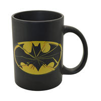 Batman Shattered Logo Tall Mug Thumbnail 1