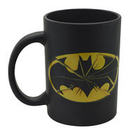 Batman Shattered Logo Tall Mug Thumbnail 2
