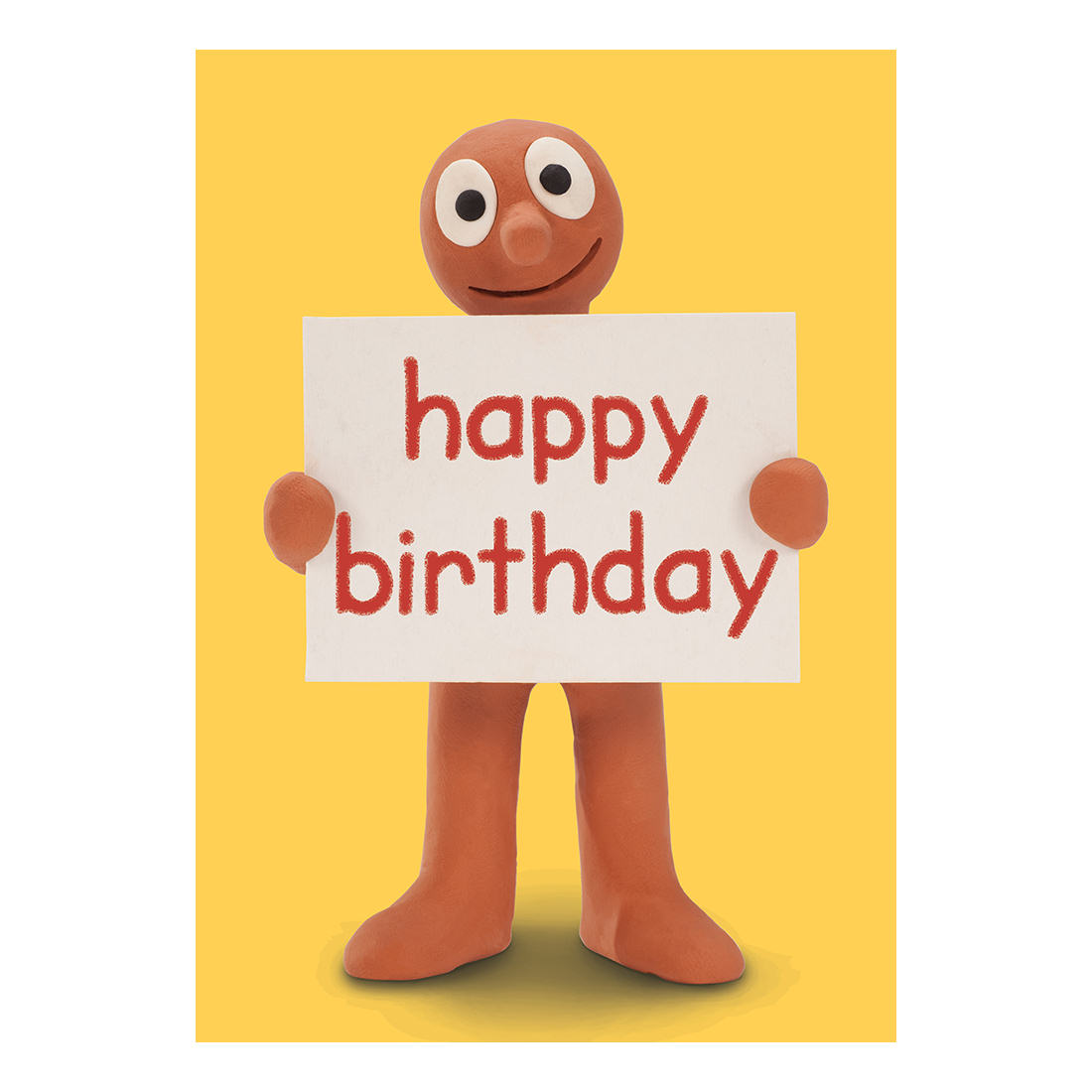 Morph Happy Birthday Greeting Card Cards Wrap Gift Bags