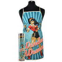 DC Bombshells Wonder Woman Apron In A Tube
