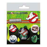 Ghostbusters Badge Set Thumbnail 1