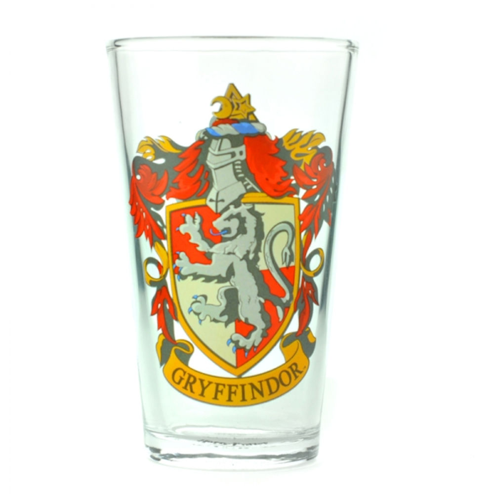 Harry Potter Gryffindor Glass
