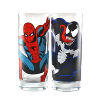 Spider-Man & Venom Glasses