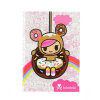 Tokidoki Donutella A5 Notebook