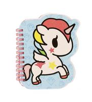 Tokidoki Stellina the Unicorno Die Cut A6 Notebook