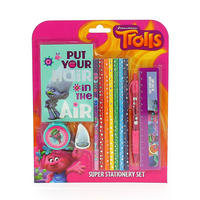 Trolls Super Stationery Set
