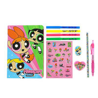The Powerpuff Girls Filled Stationery Wallet