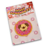 Doggy Doughnut Strawberry Scented Air Freshener Thumbnail 2