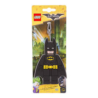 Lego Batman in his Batsuit Luggage Tag