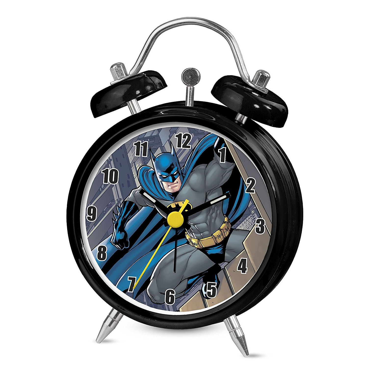 Batman Mini Alarm Clock