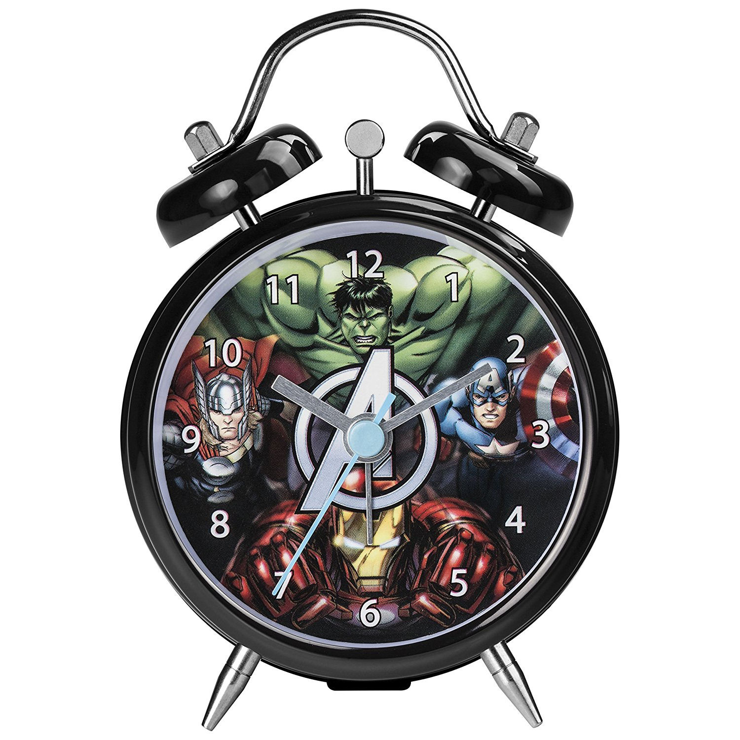 Marvel Avengers Mini Alarm Clock