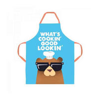 Jolly Awesome What's Cookin Good Lookin Apron