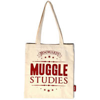 Harry Potter Muggle Studies Shopping Bag