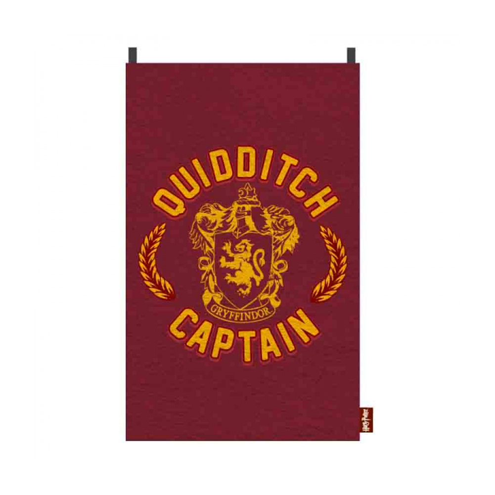 Harry Potter Gryffindor Quidditch Captain Cape Towel