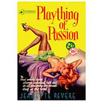 Plaything Of Passion Greeting Card