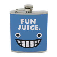 Jolly Awesome Fun Juice Hip Flask