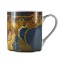 Beauty & The Beast Rose Heat Change Mug Thumbnail 3