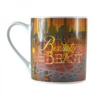 Beauty & The Beast Rose Heat Change Mug Thumbnail 5