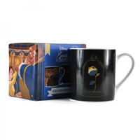 Beauty & The Beast Rose Heat Change Mug Thumbnail 6