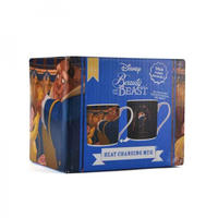 Beauty & The Beast Rose Heat Change Mug Thumbnail 7