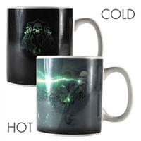 Harry Potter Voldemort Heat Change Mug Thumbnail 1