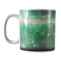 Harry Potter Voldemort Heat Change Mug Thumbnail 3