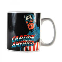 Captain America Heat Change Mug Thumbnail 2