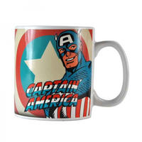 Captain America Heat Change Mug Thumbnail 3