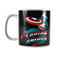 Captain America Heat Change Mug Thumbnail 4