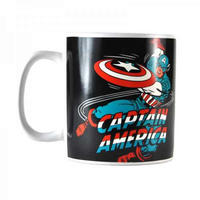 Captain America Heat Change Mug Thumbnail 5