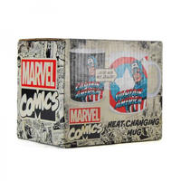 Captain America Heat Change Mug Thumbnail 7