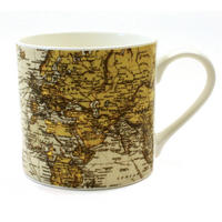 Man of the World Fine Bone China Mug
