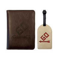 Monopoly Pass Go Passport Holder & Luggage Tag