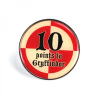 Harry Potter 10 Points To Gryffindor Pin Badge