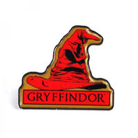 Harry Potter Gryffindor Sorting Hat Pin Badge