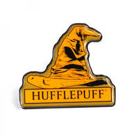 Harry Potter Hufflepuff Sorting Hat Pin Badge