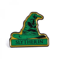 Harry Potter Slytherin Sorting Hat Pin Badge