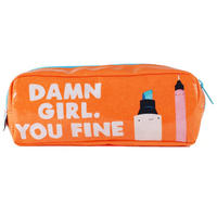 Jolly Awesome Damn Girl You Fine Pencil Case