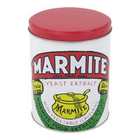 Marmite Jar Label Tin Canister