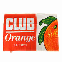 Jacobs Orange Club Biscuit Tea Towel